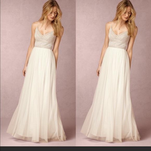 88bde704d55 NWT BHLDN x Adrianna Papell Naya Dress